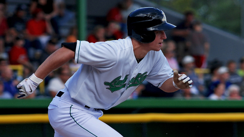 Seager is the sixth former LumberKing to reach the Major Leagues this season.