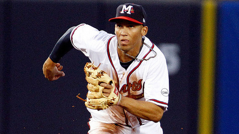 Andrelton Simmons was drafted as a pitcher but converted to short.