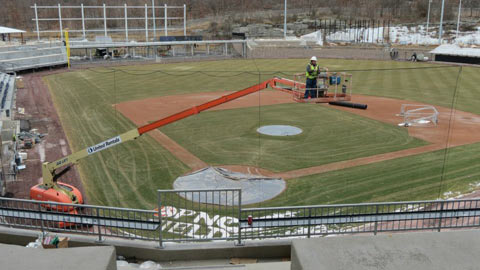The top-to-bottom renovation of PNC Field cost over $40 million.